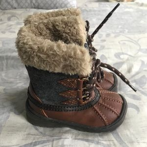 NWOT Baby Gap Duck Boots Size 6